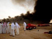 kuwait-tire fire