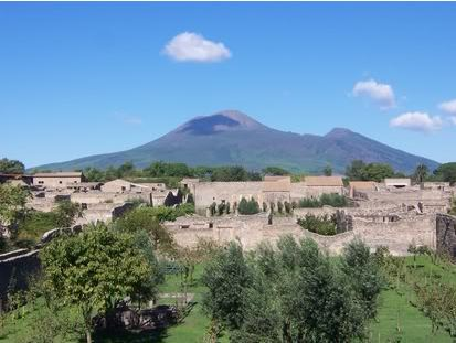 Mount Vesuvius-Naples