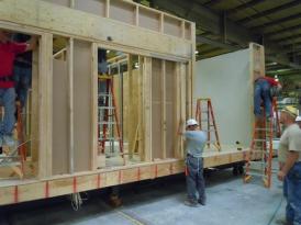 Norrishouse-constructing