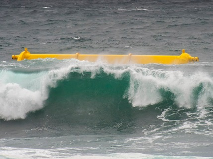 Aquamarine-Power-Scotland-Wave-power