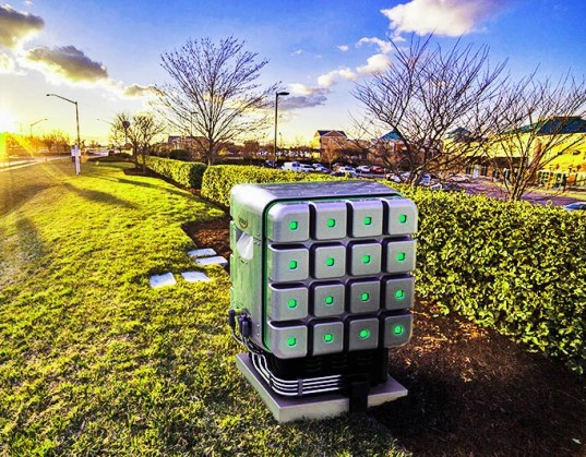 Cube-Fuel-Cell